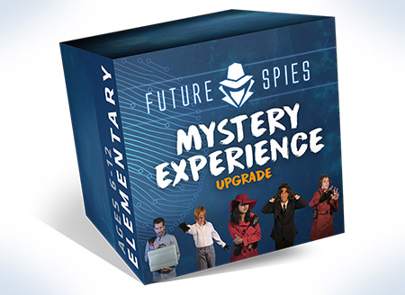 Future Spies: Mystery Experience