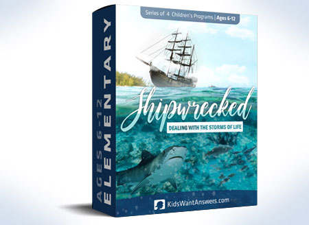 Shipwrecked: Dealing with storms in life